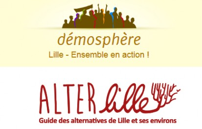 demosphere et alterlille