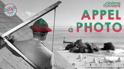 © Les vacances de Mr Hulot de Jacques Tati (1953)